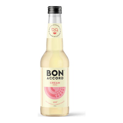 Bon Accord Cream Soda