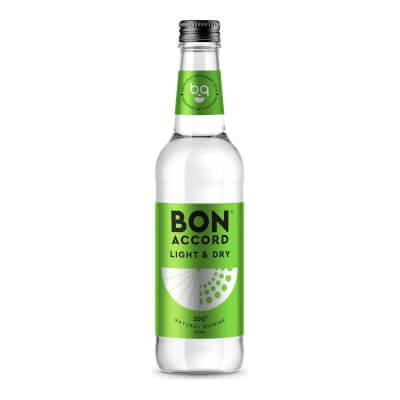 Bon Accord Light Tonic Water 500Ml