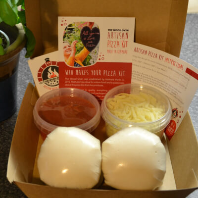 Diy Artisan Pizza Kit - Back In September - Please Read -