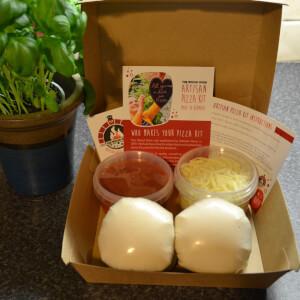 The Wood Oven Pizza Kits