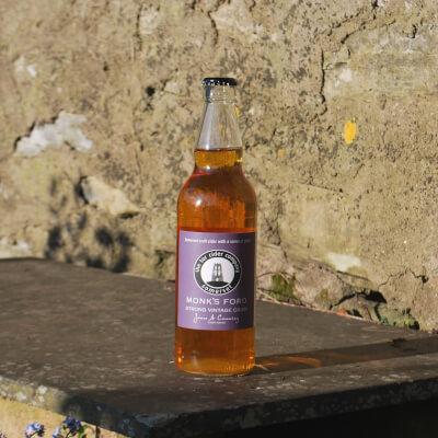 Monk's Ford Craft Cider