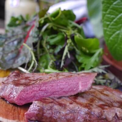 Shetland Organic Beef Sirloin Steak