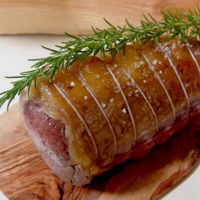 Grass Fed Silverside Roasting Joint (Small)
