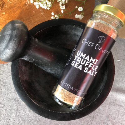 Umami Truffle Salt
