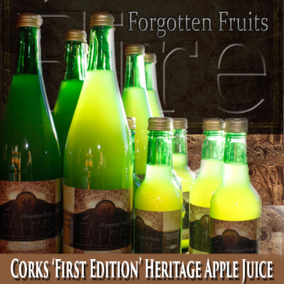Forgotten Fruits Apple Juice