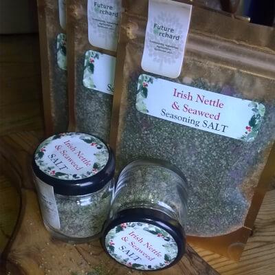 Nettle-Seed And Seaweed Salt