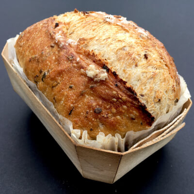 Olive Lemon Zest And Herb Sourdough Loaf 1 525 G