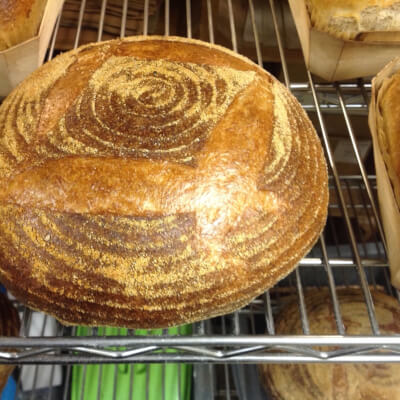 White Sourdough Boule 1 900 G