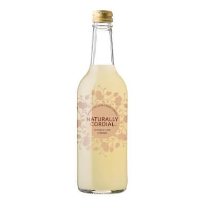 Naturally Cordial Lemon & Lime Cordial