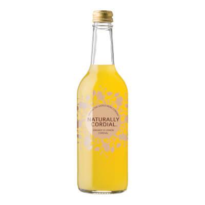 Naturally Cordial Orange & Lemon Cordial