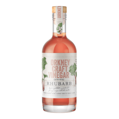 Rhubarb Vinegar