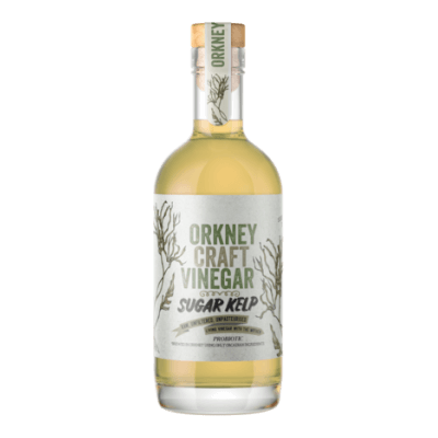 Sugar Kelp Vinegar