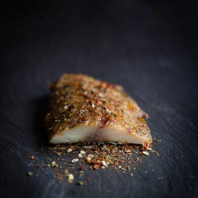 Wild Smoked Mackerel, Spiced