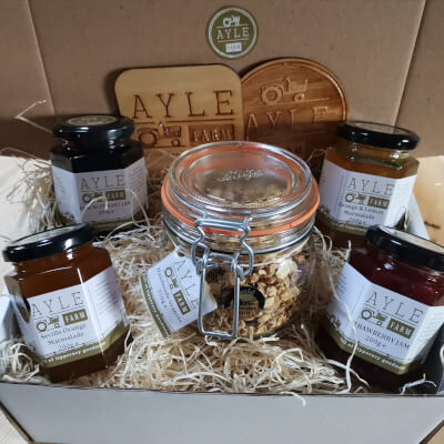 Ayle Farm Breakfast Gift Box