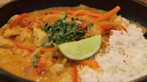 Homemade Thai Style Curry Sauce