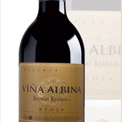 Vina Albina Reserva Rioja