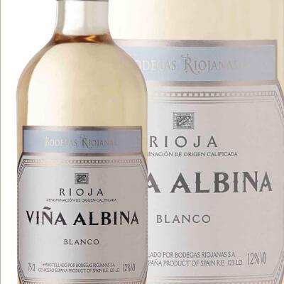 Vina Albina Rioja Blanco