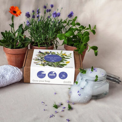 Grow Your Own Soap