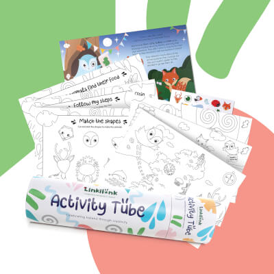 Fun Filled Activity Tube