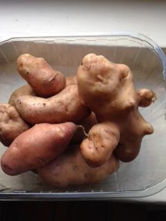 Pink Fur Apple Salad Potato