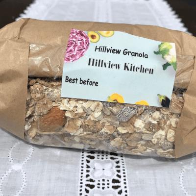 Hillview Granola