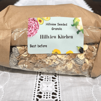 Hillview Seeded Granola