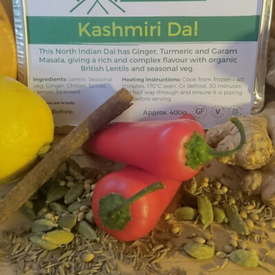 Kashmiri Dal