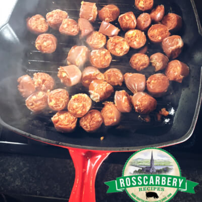 Rosscarbery Cooking Chorizo