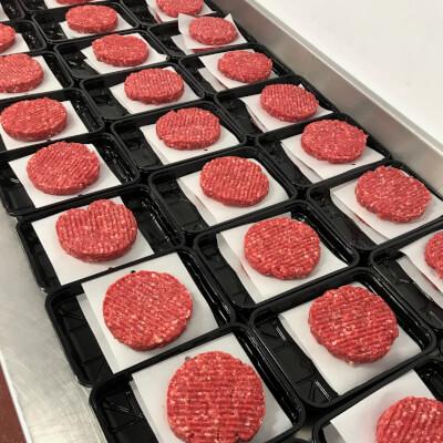 Gluten Free Hand Pressed Beef Burger