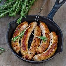 Ty Siriol Original Pork Sausages
