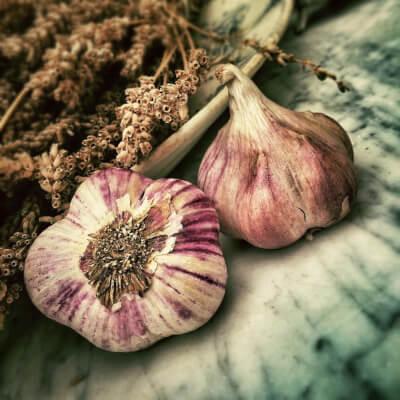 Garlic 3 Bulbs