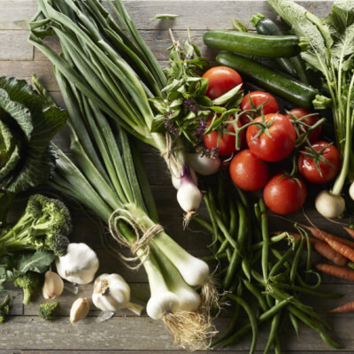Family Vegetable Box Large