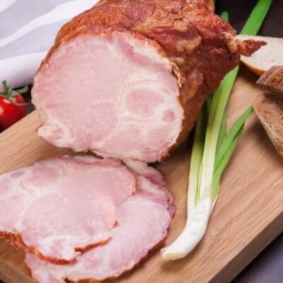 Ty Siriol Dry Cured Ham Hock