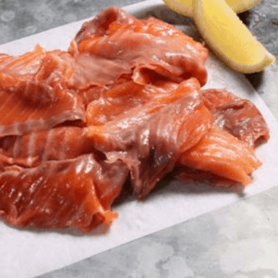 Smoked Salmon Trims By Severn And Wye