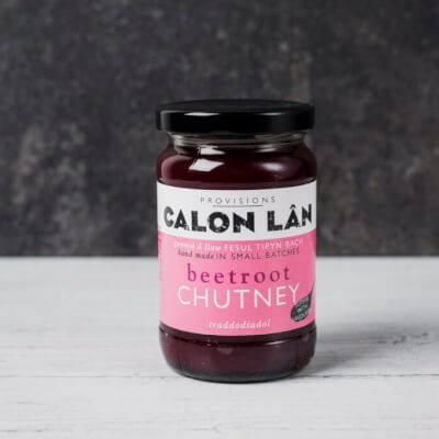 Calon Lan Beetroot Chutney