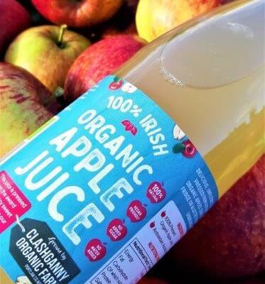 Irish Organic Apple Juice
