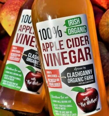 Irish Organic Apple Cider Vinegar