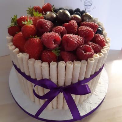 Celebration Cake 7 Inches