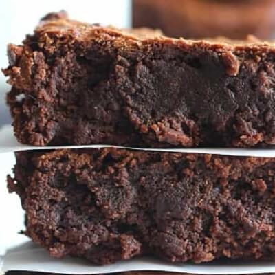 Box Of Chocolate Brownies Gf
