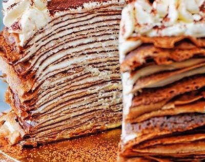 Crepe/ Pancake Cake