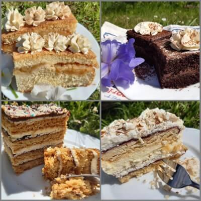 Cake Box Selection