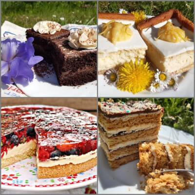 Cake Box Selection