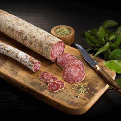 Fennel Salami Stick