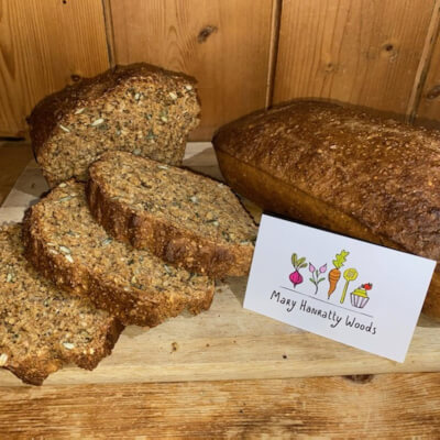 Multi Seeded Brown Bread