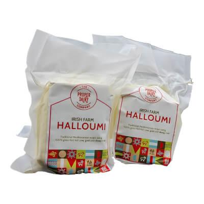 Irish Farm Halloumi