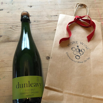 English Sparkling Wine - Dunleavy