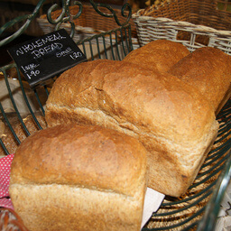 Sm Lg Stoneground Wholemeal Bread