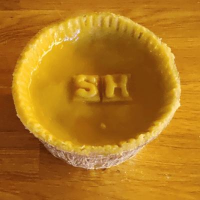 Beef, Onion And Mushroom Pie (Individual Pie)