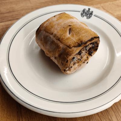 Pork And Westcombe Cheddar Sausage Rolls