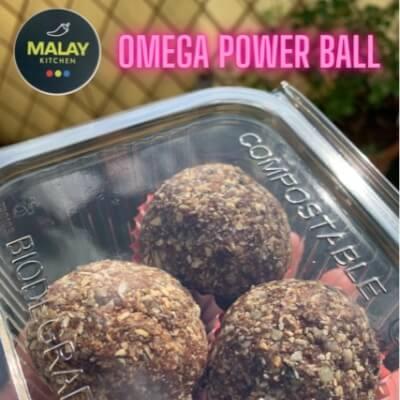 Omega Power Balls 3 Pcs